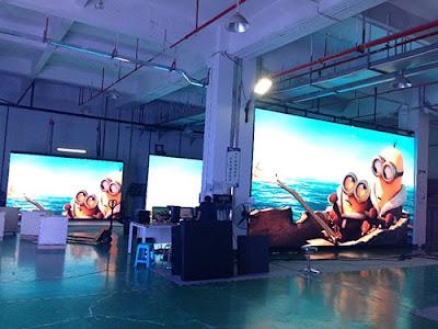 Nơi bán màn hình led p3 trong nhà chính hãng tại Kon Tum