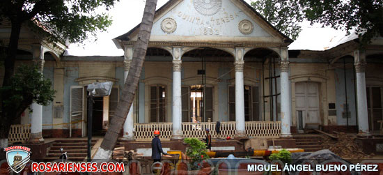 El techo de la Quinta Teresa estará listo para fin de año | Rosarienses, Villa del Rosario