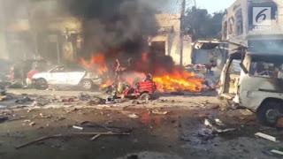 Bom Makin Merajarela Di Negara Kita Indonesia
