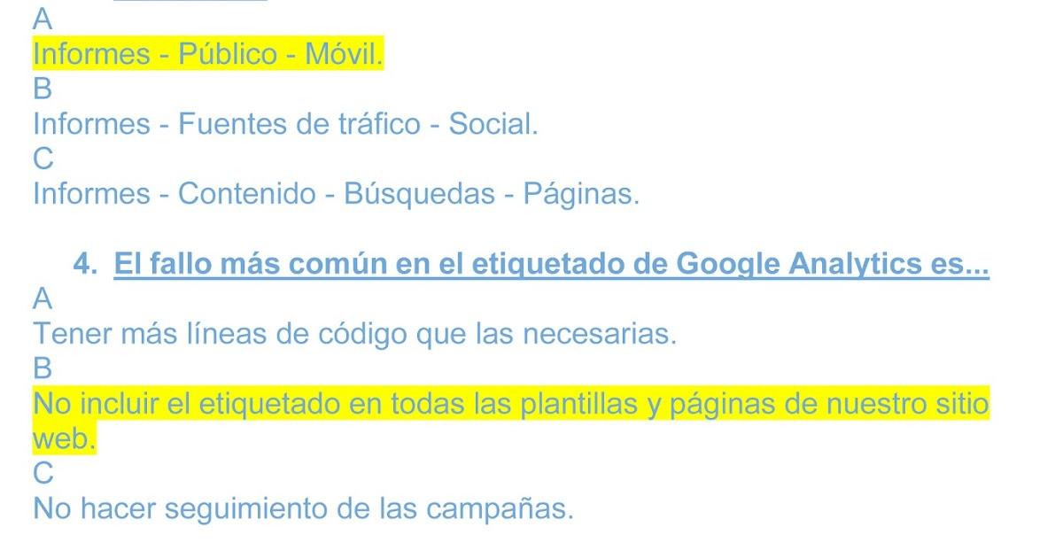 CURSO DE ANALÍTICA WEB Módulo 8 Informes y Reporting