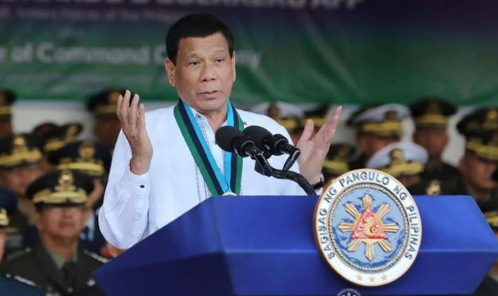 "Duterte promises teachers' salary increase but ""not doubled for now"""