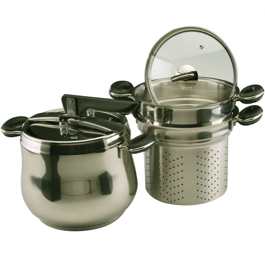Pressure Cooker Oxone Lt Multifungsi Steam Fry Cook Pressure Cooker