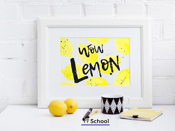 Download Lemon Tuesday Handwritten Font Free