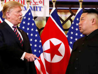thetimesofhindustan.in With a piece of paper, Trump called on Kim to hand over nuclear weapons