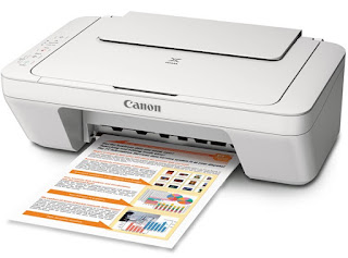 Canon PIXMA MG2500 Driver & Software Download For Windows, Mac Os & Linux