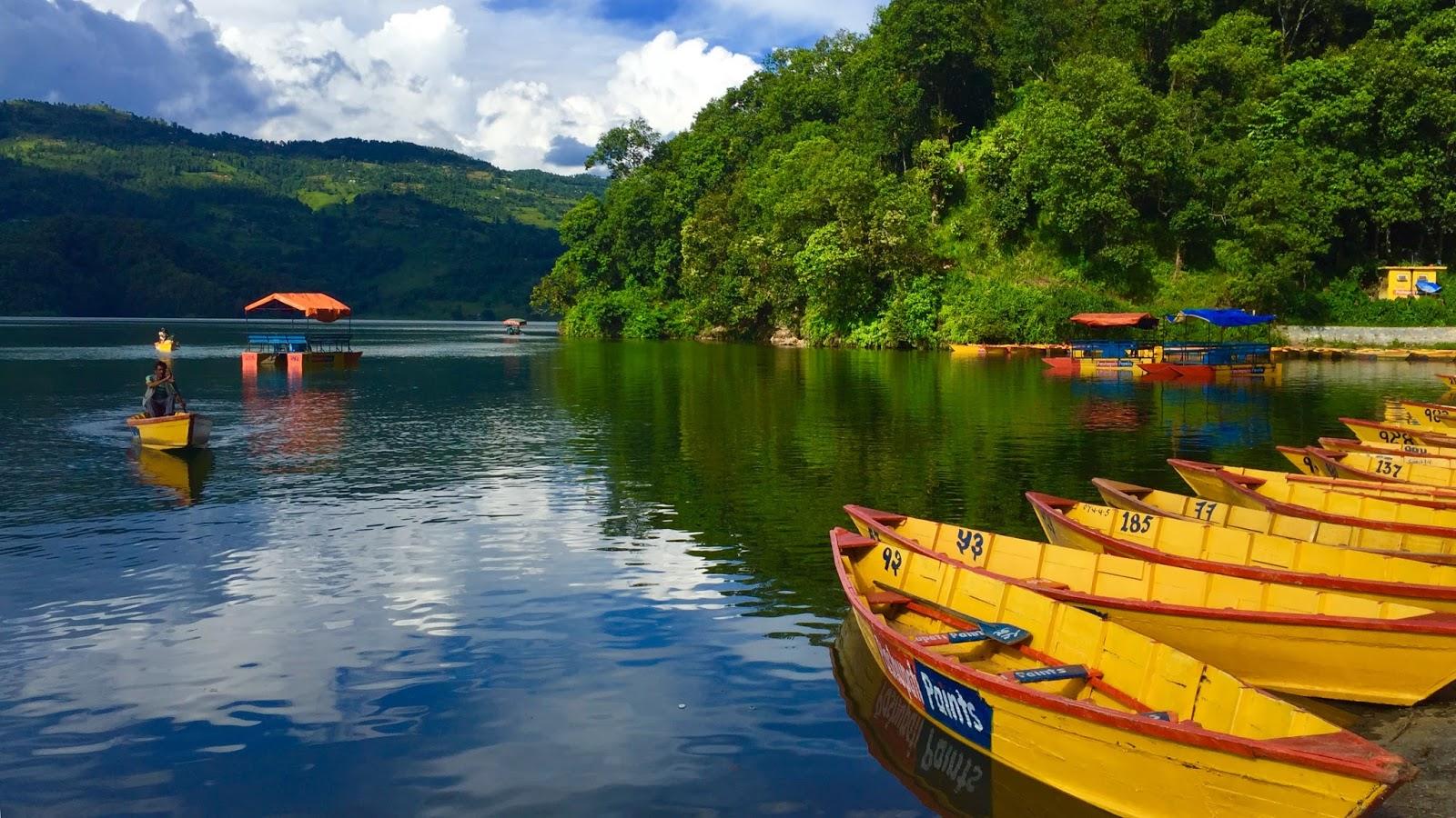 begnas lake pokhara