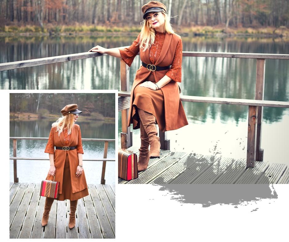 Look mit einer Farbe stylen / Tipps für den Monochrom Look