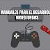 Curso para creación de videjuegos: 23 manuales PDF completos y en orden para desarrollar videojuegos