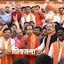 परिवार के साथ अयोध्या पहुंचे उद्धव ठाकरे- udhav-thakrey in dharam-sansad ayodhya