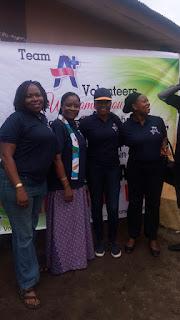 Team A+ Volunteer Group 2