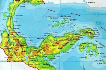 Inilah Kabupaten Terbesar dan Terpadat di Provinsi Sulawesi Tengah Indonesia