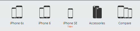 the iPhone 5S has been replaced by the new iPhone SE