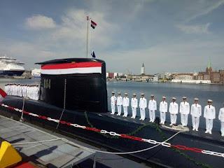 Kapal Selam Type 209 Mesir