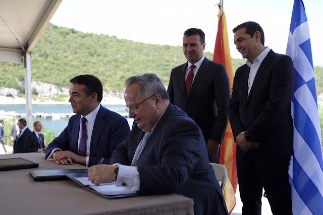 Η φθήνια των επιχειρημάτων του ΣΥΡΙΖΑ στο Σκοπιανό
