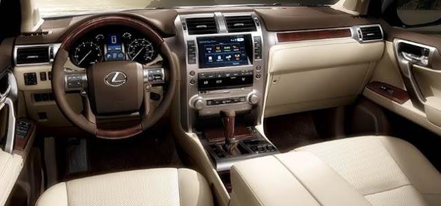 2018 Lexus GX 460 Redesign, Release Date