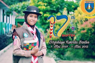 17 Tahun Kwarda Banten