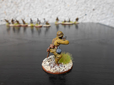 Bolt action soldado IJA japonés 1