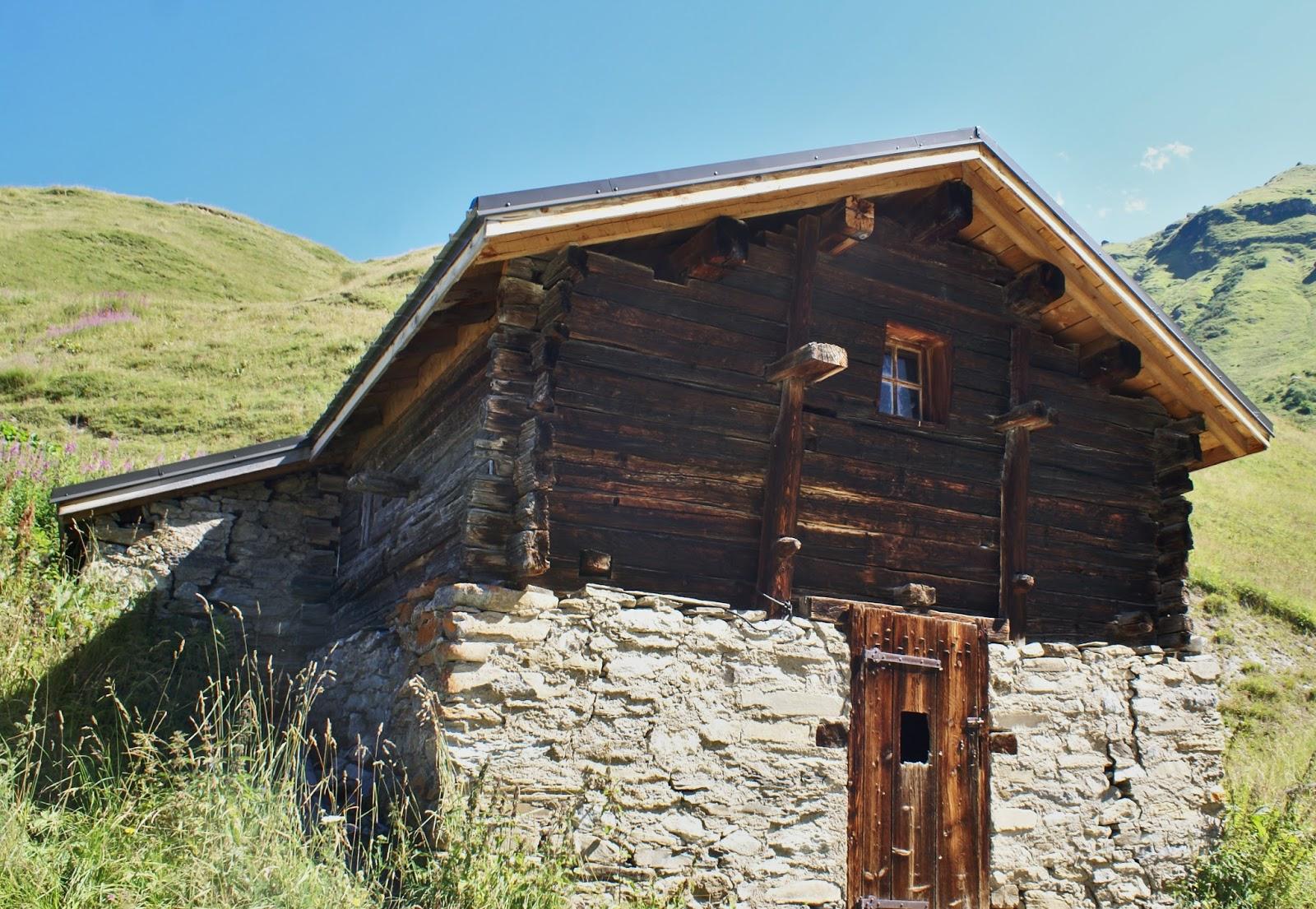 treicol beaufortain alpes montagne savoie france randonnée