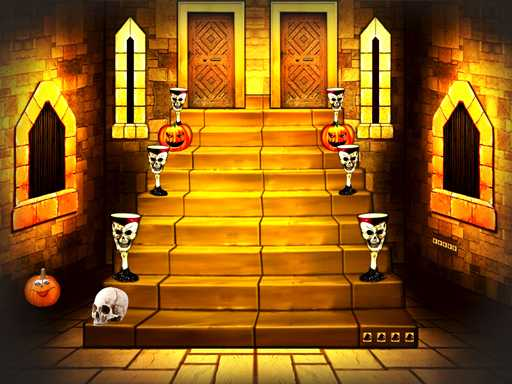 NsrGames Halloween Dark Magic Castle