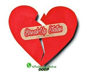 Emotional Breakup Status
