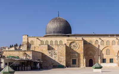Geografi Kota Yerusalem (Al Quds)