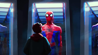 spider man into the spider verse images free download