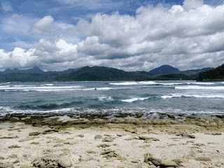 Pantai Siwil Pacitan