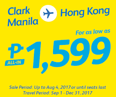 cebu pacific hong kong seat sale promo