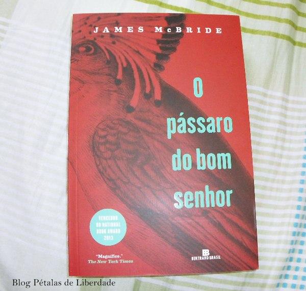 O Pássaro do Bom Senhor, James McBride