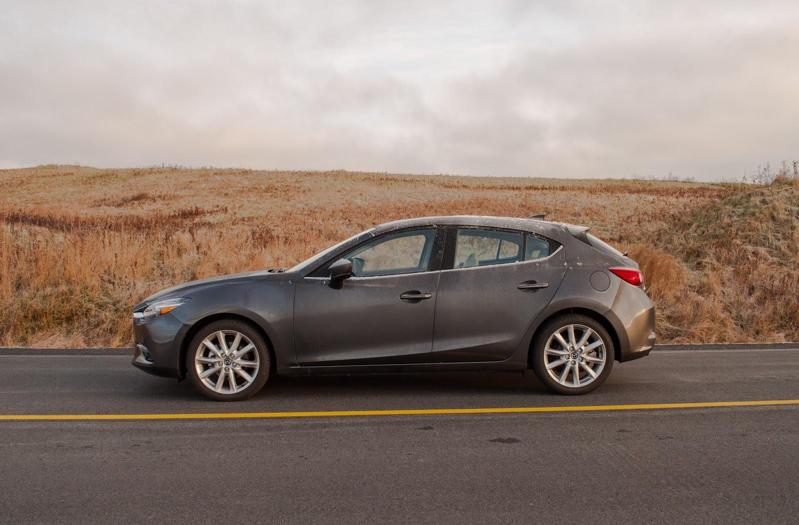2017 Mazda 3 Sport Gt Review Three Pedal Fun In S Most Por Car Gcbc