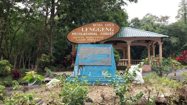 Hutan Lipur Lenggeng
