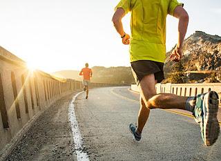 Berhenti merokok dengan rutin berolahraga