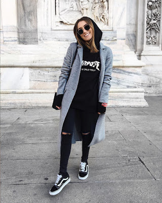 outfits urbanos de invierno tumblr 2019
