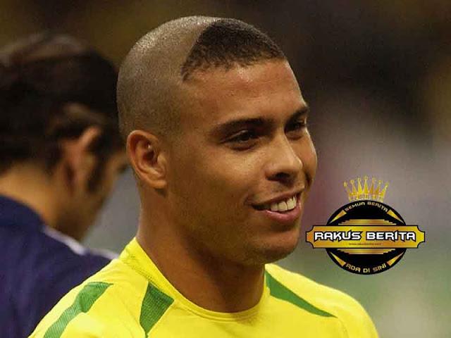 Terpecahkan, Alasan Ronaldo Pilih Model Rambut Kuncung