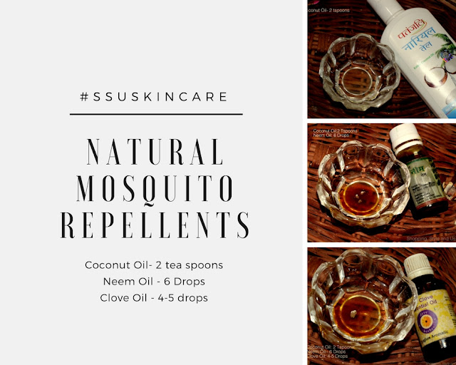 Repel mosquito naturally with these oils that also cure the mosquito bites