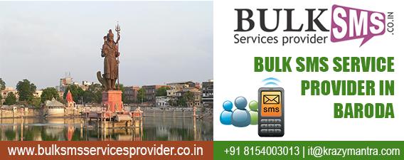 Bulk Sms Service Provider In Vadodara