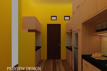 Jasa gambar online desain 2d cad 3d max interior dapur kotor