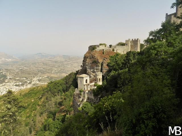 castello di venere Erice sicilia