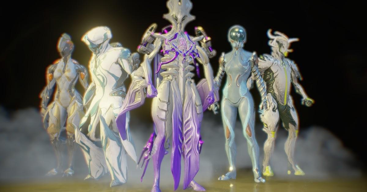Warframe Frost Prime Warframe Chronicles: [...