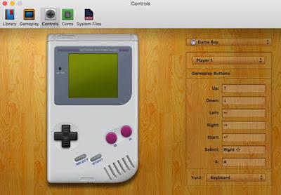 Configurando-controle-Open-Emu-Mutiple-Vídeo-Game-System