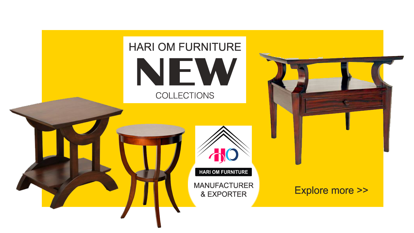Hari Om Furniture - Trade, Hotel, Office Furniture Manufacturer & Exporter