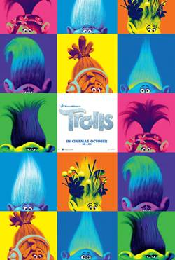 Various Artists - OST. Trolls (2016) Full Album 320 Kbps