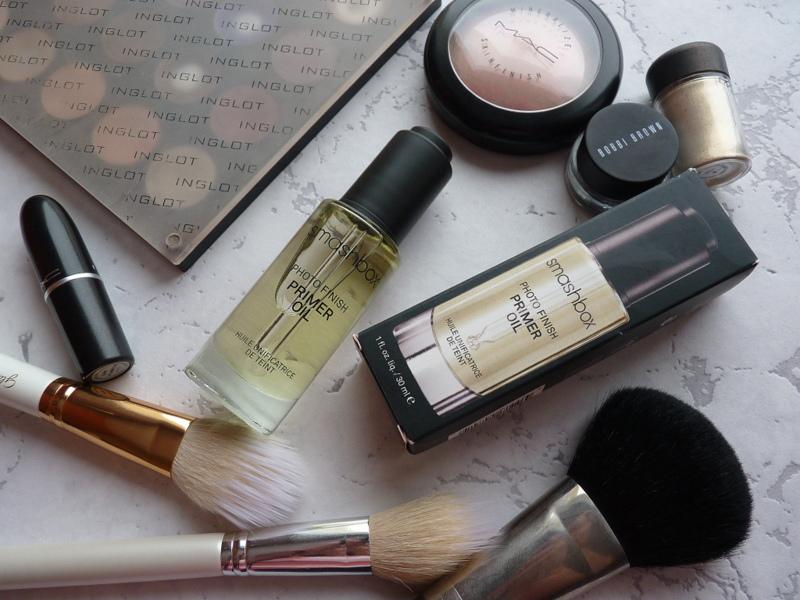 olejek baza pod makijaż