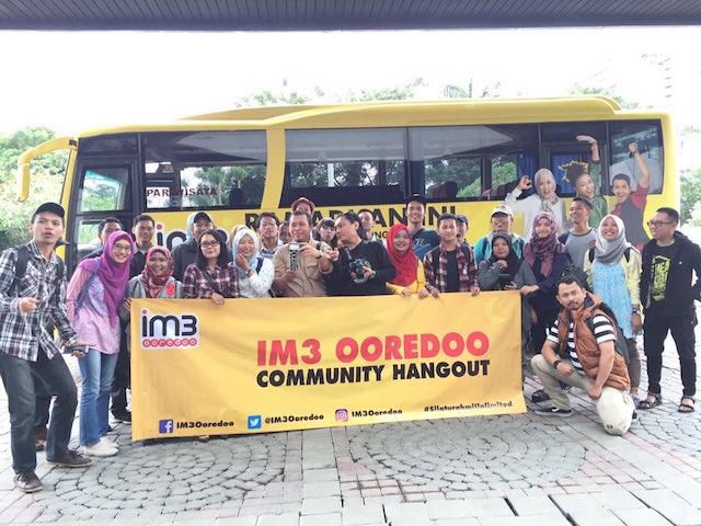 Community Hangout Dalam Silaturahmi Unlimited