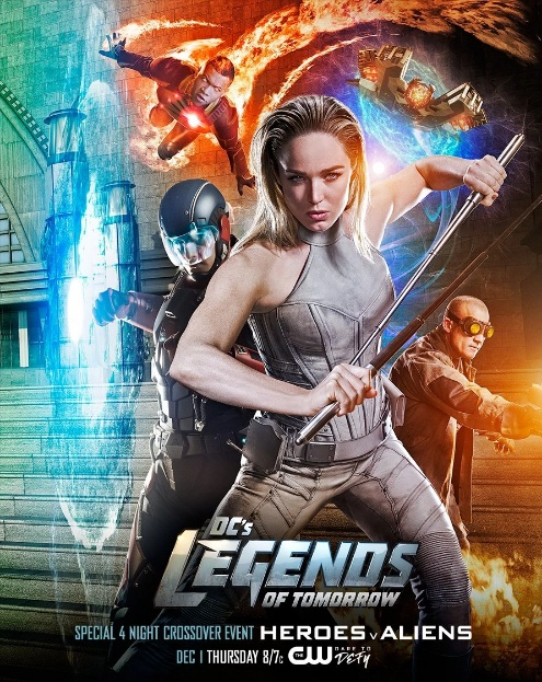 DC's Legends of Tomorrow – Saison 4 [Streaming] [Telecharger]