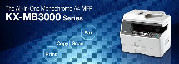 Download Panasonic KX-MB3150 Driver Printer