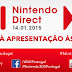 Primeiro Nintendo Direct do ano anunciado!