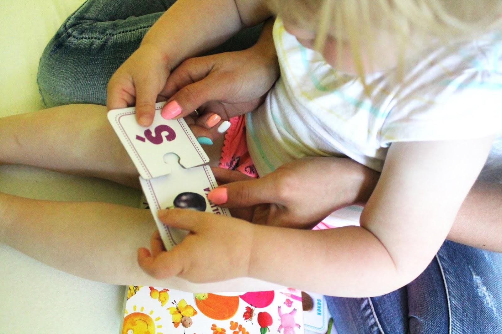 Zabawy logopedyczne z dzieckiem