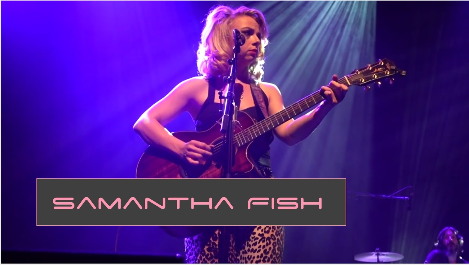 Samantha fish series from l arcadium annecy france 2017 for Samantha fish chills and fever