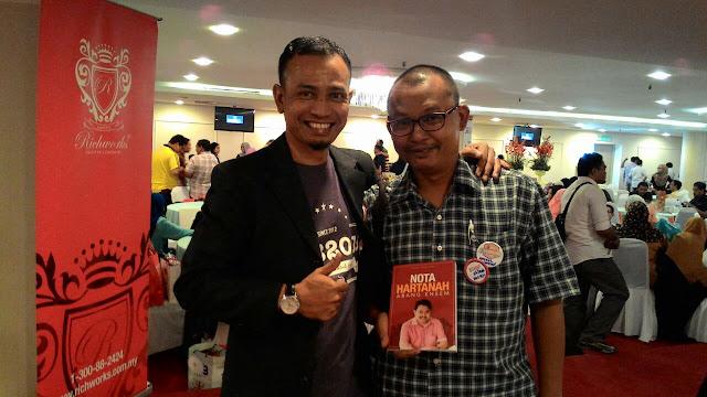 Hasrul Hassan, sifu blogspot, SBB2016, Sepetang Bersama Blogger,